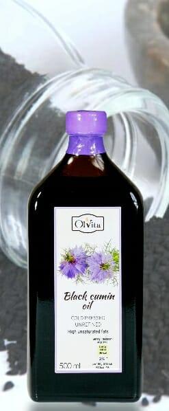 NG Black Seed Oil Promo